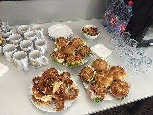 Content-Seeding Event Frühstück