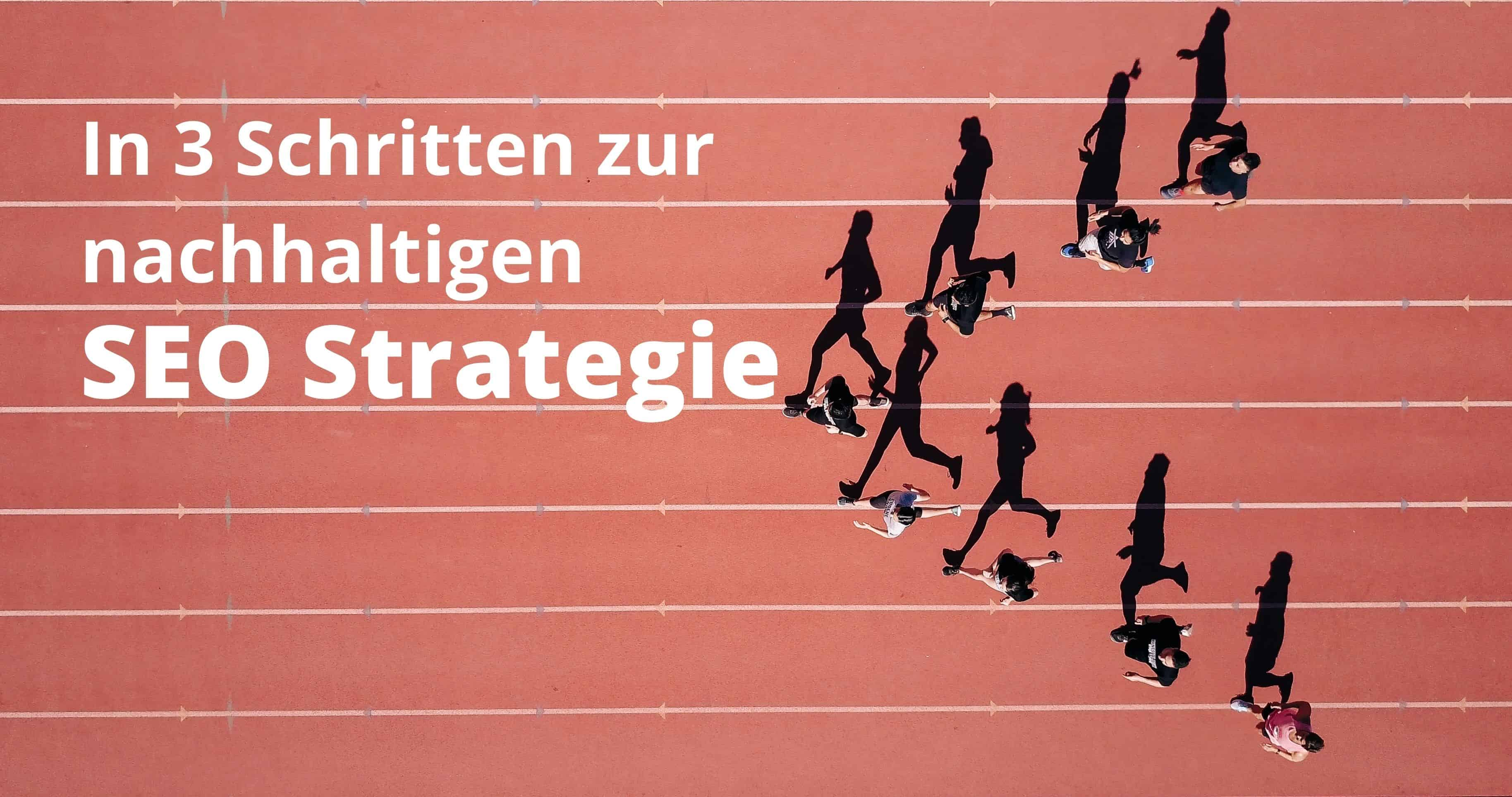 SEO Strategie Titelbild