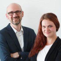 Ihre Ansprechpartner: Christian Benkner, Kristina Moser