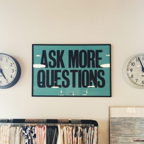 Fragen stellen