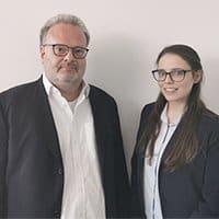 Ihre Ansprechpartner: Hans-Peter Eckstein, Magdalene Lückel